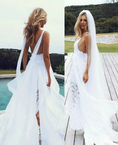 sexy wedding dresses, backless wedding dresses, bridal gown, unique wedding dresses