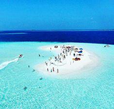 The Maldive Islands | Sheraton Maldives Full Moon Resort