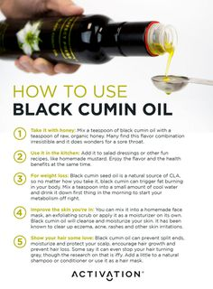 Black Cumin Seed Oil Benefits Black cumin has been shown in scholarly studies to have remarkable health effects. You can get tons of benefits from it, inside and out. Stomach Ulcers, Salud Natural, Thing 1, Coconut Health Benefits, Utila, Healthy Oils, Oil Benefits, Natural Cures, Natural Health