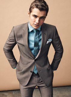 I Love Men In Suits