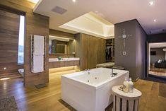 Open Concept - Place your bathtub in an open concept design.