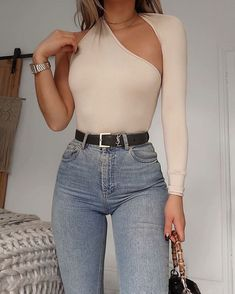 Nude Outfits, Sexy Outfits, Summer Outfits, Fashion Outfits, Fashion Clothes, Cute Casual Outfits, Stylish Outfits, Dress Casual, Mode Instagram