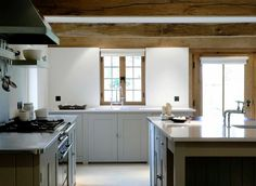 Bespoke Handmade Kitchen - Long House 1