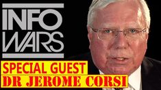 Jerome Corsi: Q-Anon, Storm, REPOST REVIEW - ALEX JONES INFOWARS