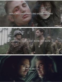 Part 2 How long before you realize he burns for you, too? Marvel Quotes, Marvel Memes, Marvel Avengers, Marvel Comics, Captain America Winter, Captain America And Bucky, Marvel Films, Marvel Characters, Captain Murica