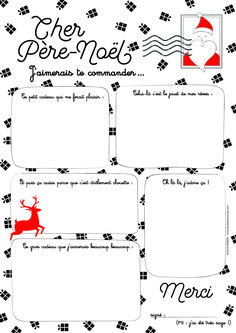 letters to santa in french free printable template for a letter to santa in 22073 | 7402693a8cf3989acc3fcc1d3d619a4f ambre avent