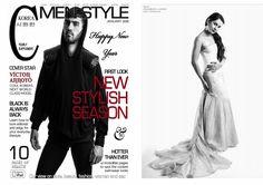 Fantástica editorial en la revista COOL KOREA con @arq_llorens #Fashionmagazine #fashiondesigner