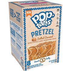 Pop Tarts, Yummy Snacks, Snack Recipes, Milk Ingredients, Breakfast Cereal, Breakfast Time, Breakfast Ideas, Cereal Bars, Chocolate Covered Pretzels