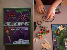 Morphology. An excellent {and super fun} family game!