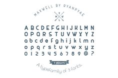 MAXWELL Free type family
