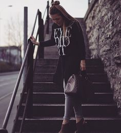 Streetstyle. Verve Fashion.