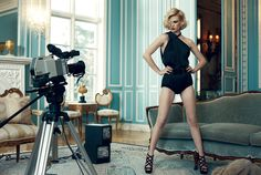 CLM - Photography - Norman Jean Roy - january jones