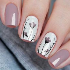 Spring gel nails are beautiful and elegant. They are suitable for many sets, especially for the spring looks. Spring gel nails are beautiful and elegant.[Read the Rest] → # nails spring Gorgeous Gel Nail Designs for Spring 2020 Cute Spring Nails, Spring Nail Art, Nail Designs Spring, Gel Nail Designs, Nails Design, Pedicure Designs, Spring Design, Spring Art, Fabulous Nails