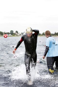Crown Prince Frederik the Ironman, 18 August 2013