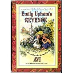 Emily Upham's revenge by Avi. Read this four summers in a row. I remember staying up until 2am, not able to put it down.