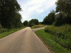 Laufend gebloggt: Im Wald verirrt und auch ansonsten einige neue Wege erkundet...
