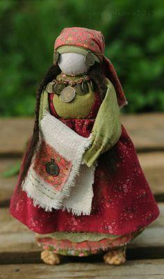 """Коллекционные куклы ручной работы. Ярмарка Мастеров - ручная работа Кукла-образ """"Тая"""". Handmade."""