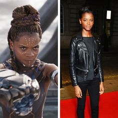 Shuri (Letitia Wright) | Get to know the cast and characters before the film hits theaters.