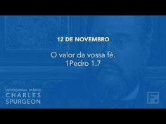 12 de novembro - Devocional Diário CHARLES SPURGEON #316