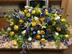 Casket florals