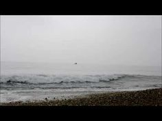 Soothing sounds of waves crashing on the beach are a natural source of swept white noise, ideal for blocking out environmental noises and distractions. Nature Sounds, Wave 3, Rainy Season, Sea Waves, Environment, Relax, Beach, Youtube, Outdoor