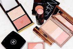 The best blush that makes your cheekbones like # woah   THE FILE