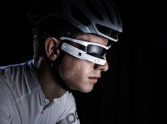 Recon Jet Heads-Up Display Integrated on Sport Sunglasses for Athletes Tuvie | http://www.tuvie.com