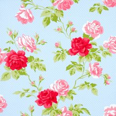 shabby chic print http://www.ukwallpaper.co.uk/imgs/products/550432-floral-bouquet-motif-antique-blue.jpg