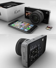 I want this Phone / Camera ;)