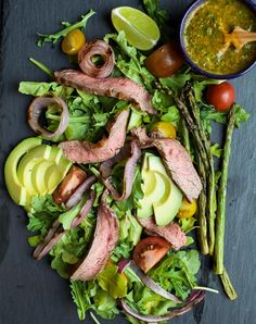 17 Amazing Salad Recipes for People Who Really Hate Salad via @PureWow