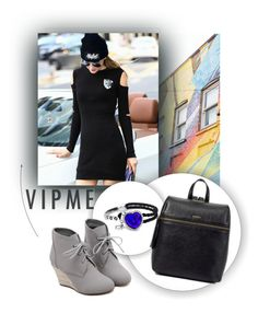 """""""VIPME 16"""" by melisa-hasic ❤ liked on Polyvore featuring Shoreditch, WithChic, women's clothing, women, female, woman, misses, juniors and vipme"""