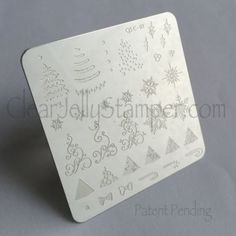 Clear Jelly Stamper Stamping Plates