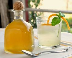 Orange, Mint, Ginger, and Anise Soda Syrup - reasons to get a sodastream