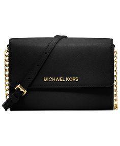 fdaa252000a308 MICHAEL Michael Kors 'Bedford Large' Bowling Satchel Handbag Michael Kors  Jet Set, Michael