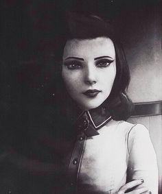 Elizabeth, Bioshock Infinite