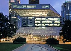 Seattle Public Library - Central (Teen Librarian & Genealogy Librarian)