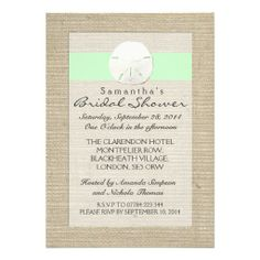 ==> reviews          	Mint Burlap Sand Dollar Beach Bridal Shower Personalized Invite           	Mint Burlap Sand Dollar Beach Bridal Shower Personalized Invite We have the best promotion for you and if you are interested in the related item or need more information reviews from the x customer w...Cleck Hot Deals >>> http://www.zazzle.com/mint_burlap_sand_dollar_beach_bridal_shower_invitation-161368262204268391?rf=238627982471231924&zbar=1&tc=terrest