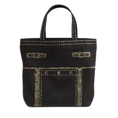 74826ab7a4 Yves Saint Laurent Trompe Downtown Tote