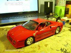 Ferrari GTO EVO - 1/18 Jouef  Evolution. Ritkaság! - 1 Ft - Nézd meg Te is Vaterán - Autó, busz - http://www.vatera.hu/item/view/?cod=2129609102
