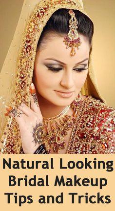Ethnic Bridal Makeup : Ethnic bridal makeup on Pinterest Bridal Makeup, Bridal ...