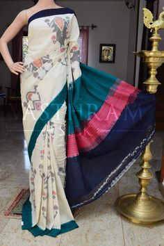 Saris, Silk Sarees, Cotton Silk, Ikat, Collections, Blouses, Clothes For Women, Lady, Board