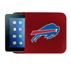 NFL Buffalo Bills Netbook/Apple iPad Sleeve, Multicolor
