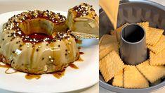 Italian Desserts, Köstliche Desserts, Delicious Desserts, Sweet Recipes, Cake Recipes, Cooking Cake, Ramadan Recipes, Cookies Ingredients, Breakfast Dishes