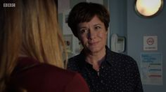 Serena Campbell - Catherine Russell 19.13 Holby City