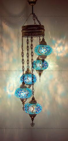 Vert Arbre de lune de 3 pi et lumi/ères LED blanches 9 m Peacock Supplies