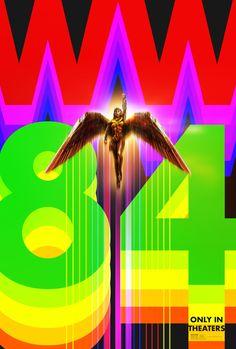 Mulher-Maravilha 1984, novo poster e trailer exclusivos apresentados no 'DC Fandome' e filme com estreia marcada para outubro 2020... #mulhermaravilha1984 #MM84 #bdcomicspt Gal Gadot, Family Movies, New Movies, Good Movies, Gabriella Wilde, New Movie Posters, New Poster, Film Posters, Dc Comics