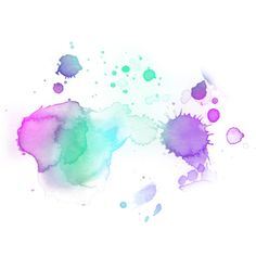 watercolor splashes ❤ liked on Polyvore featuring splashes, effects, watercolor, fillers and art
