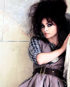 Helena Bonham Carter. Just keeps getting hotter.