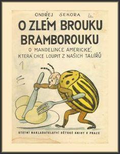 Ondřej Sekora :  O zlém brouku bramborouku