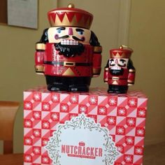 #Scentsy #Nutcracker Warmer and Ornament. Collectors item, limited edition, numbered. Buy yours today before they sell out - only 25,000 made! #christmasdecor #candle #wicklesscandle #holiday https://sattler.scentsy.us